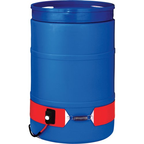 Check Out This BriskHeat Plastic Drum Heater - 15-Gallon, 200 Watt, 120 Volt, Model NumberDPCS11
