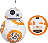 LuckySSR 2.4GHz RC Robot Ball Remote Control Toys for Star War BB-8 Planet Boy Kids Toy Gift