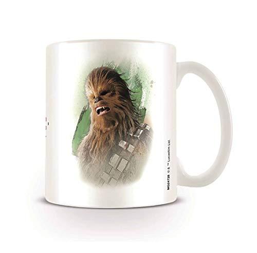 Star Wars 8 - Mug Chewbacca Brushstroke, 320 ML