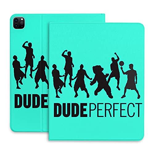 Du_De Per_Fect Funda para iPad Pro 11 2020 de 2020 y iPad Pro 12.9 de 2ª generación