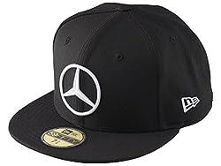 【メルセデス・ベンツ コレクション】純正 Mercedes-Benz × NEW ERA(ニューエラ) 59FIFTY ブラック 7 1/2