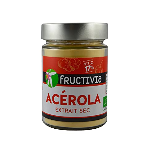 Acérola poudre Bio 100g