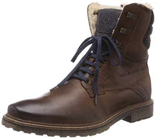 bugatti Herren 311382513200 Klassische Stiefel, Braun, 44 EU