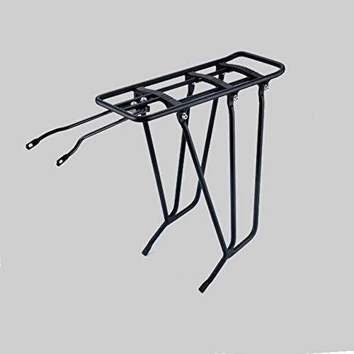 Best Buy! MAODATOU-Sport Rear Bike Rack Bicycle Pannier Rack Cycling Equipment Stand Rack Black Mode...