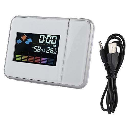 despertador con proyector fabricante AUNMAS