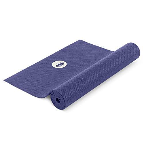 Lotuscrafts Esterilla Yoga Antideslizante Mudra Studio - Colchoneta Yoga Antideslizante Ecologica - Esterilla Pilates y Yoga - Alfombra Yoga - Eco Yoga Mat