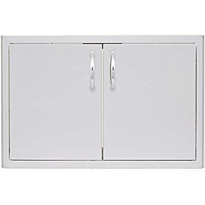 Blaze BLZ-AD32-R Double Access Door, 20.375x30.875-inches