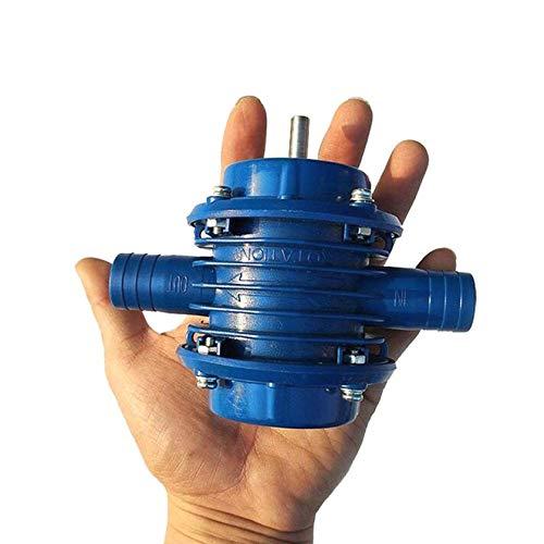 JK-2 Taladro Manual Bombas de Agua portátiles Bomba de Transferencia autocebante Bomba centrífuga Connect Piped