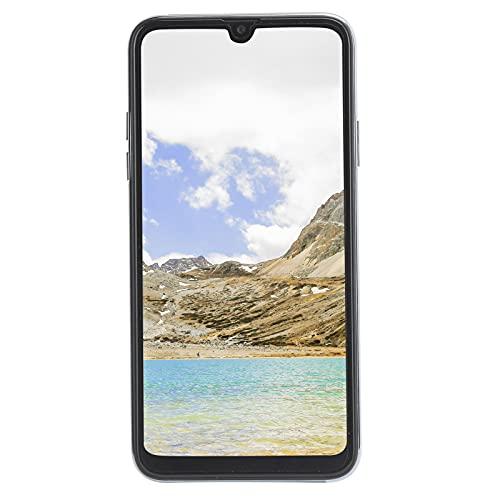 Pantalla de 6.5 pulgadas Teléfono móvil inteligente 4800mAh Batería incorporada Chip MTK6580 Tarjetas duales Doble modo de espera Bluetooth 4.0 Smartphone 1.4 + 16G para Android(Enchufe de la UE)