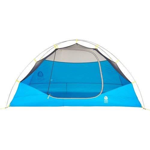 Sierra Designs Summer Moon 2 3-Season Tent Silver Lining/Blue Jewel 2 Person [並行輸入品]