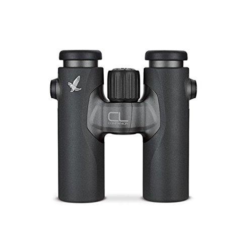 Swarovski 8x30 CL Companion Binocular - Anthracite with Wild Nature Accessory Pack