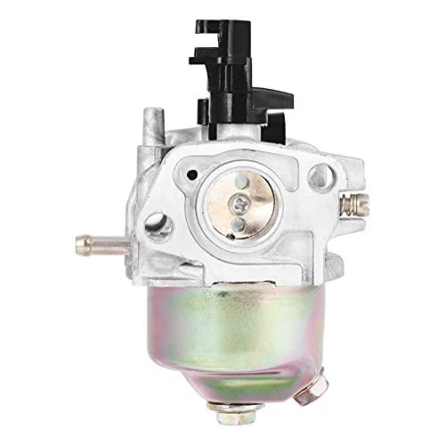 Carburador 2KW-3KW Generador Filtro de aire Bujía Reemplazo 168F Tapón del motor Aislante Carburador para bombas de agua Pulverizadores Compresores de aire