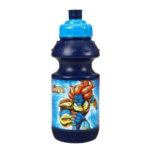 1 x Trinkflasche Gormiti, 350ml, 1 aus 2 Varianten