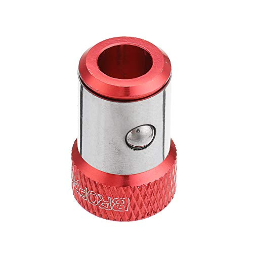2Pcs Screwdriver Bit Magnetic Ring Screw Catcher Holder For 1/4 Inch Hex Shank Double End Screwdriver Bits