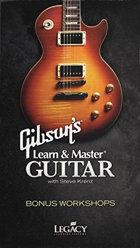 Gibson's Learn & Master Guitar Bonus Workshops (DVD)