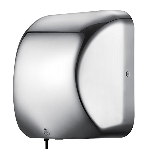 Mophorn 1800W Electric Hand Dryer Commercial Hand Dryer Automatic Sensor...