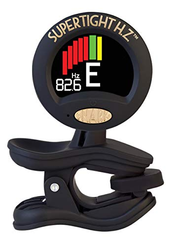 Snark ST-8HZ Super Tight Clip On Tuner