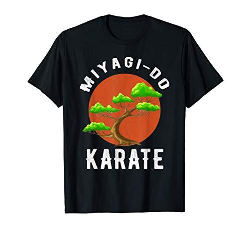 Karate Miyagi-do Bonsai Tree Unique Gift For Men Women Kids T-Shirt