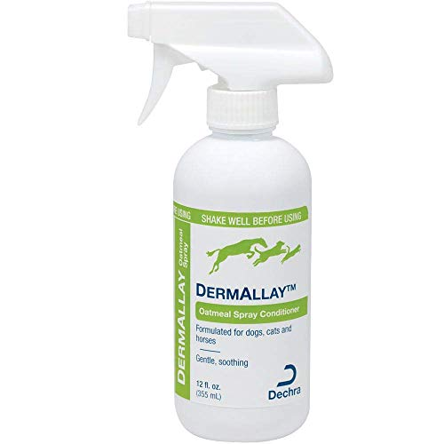 Dechra DermAllay Oatmeal Conditioner for Pets, 12-Ounce