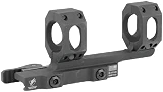 American Defense AD-RECON 30 STD Riflescope Optic Mount, Black