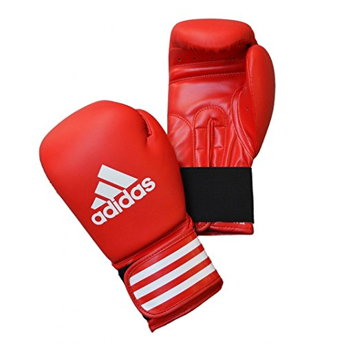 adidas Performer Boxhandschuhe, Rot, 340g