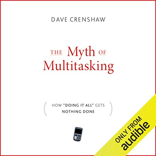 The Myth of Multitasking copertina