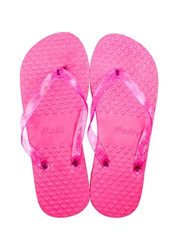 Rosa Flip-Flops | 10 Paar - 3