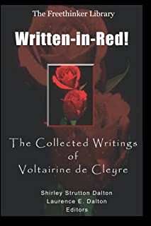 Written-In-Red!: The Collected Writings of Voltairine de Cleyre