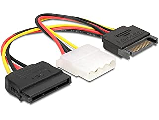 DeLOCK 65235 - Cable SATA, Multicolor (B004FPQN0M) | Amazon price tracker / tracking, Amazon price history charts, Amazon price watches, Amazon price drop alerts