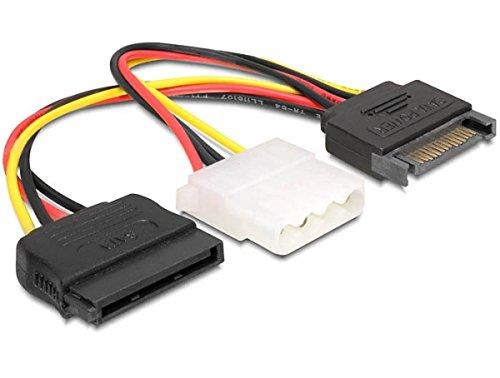 DeLOCK 65235 - Cable SATA, Multicolor