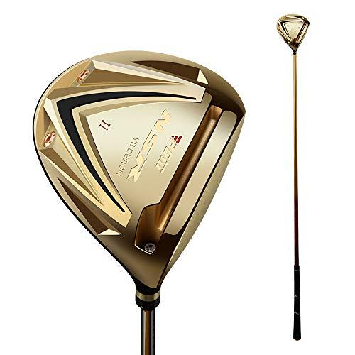 GRF Professionelle Golfschläger, Einstellbare Winkel, Bis Zu Ultrahohen Rebound-Holzstangen, Viele Parameter Können Ausgewählt Werden