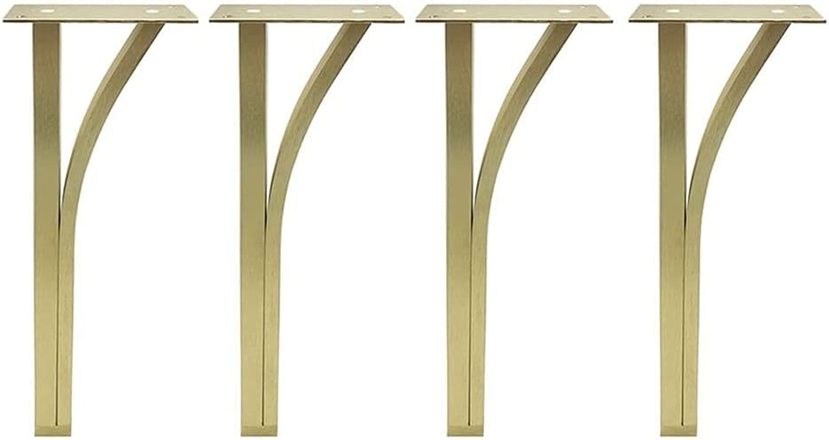 JqwerP Furniture Legs 4 New sales X Hairpin Ste Max 47% OFF Weld Superior Table Double