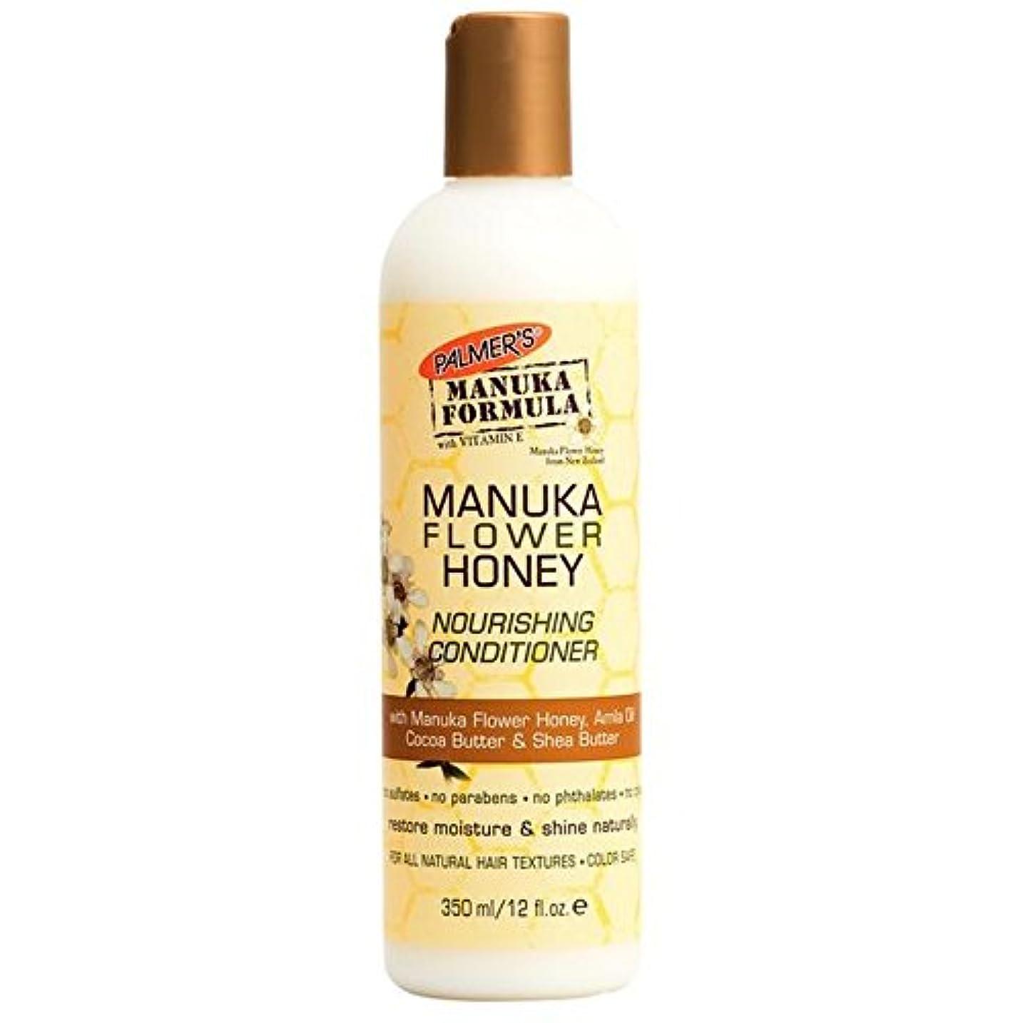 無効にするに向けて出発橋Palmer's Manuka Formula Manuka Flower Honey Nourishing Conditioner 250ml (Pack of 6) - パーマーのマヌカ式マヌカハニー栄養コンディショナー250 x6 [並行輸入品]