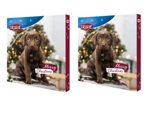 Trixie Adventskalender für Hunde im Doppelpack (2 Stück) nur noch wenige Verfügbar