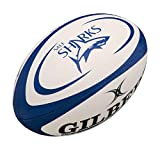 GILBERT vente requins mini ballon de rugby