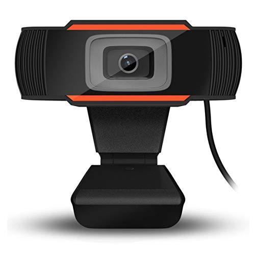 Fontsime コンピューター用マイク付きA870 HDコンピューターネットワークビデオカメラ