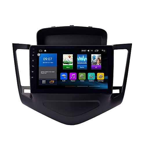 Android 10 Autoradio Car Navigation Stereo Multimedia Player GPS Radio IPS 2.5D Touch Screen for Chevrolet Cruze 2009-2013