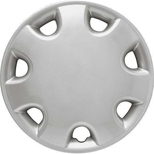 Set wieldoppen Colorado 12-inch zilver