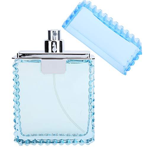 Eau De Toilette Spray para hombres, Perfume portátil para hombres, fragancia ligera de larga duración, botella de spray para caballero