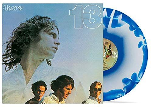 13 - 50th Anniversary Exclusive Limited Edition Blue With White Ink Spots Colored Vinyl LP