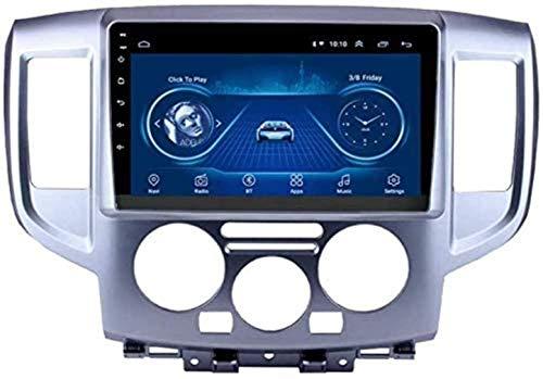 Sistema de navegación GPS para coche, vehículo de navegación GPS, 9 pulgadas HD 1024 x 600 pulgadas, pantalla táctil multimedia, soporte WIFI/Bluetooth/manos libres, llamadas y conexión a Internet