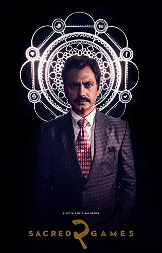 Sacred Games Season 2 60cm x 93cm 24inch x 37inch TV Show Waterproof Poster *Anti-Fading* 8WP/134750854