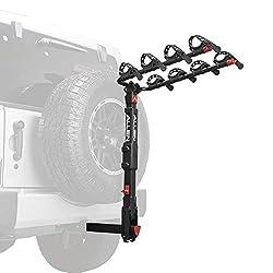 Allen Sports Hitch Racks for Jeep Wrangler