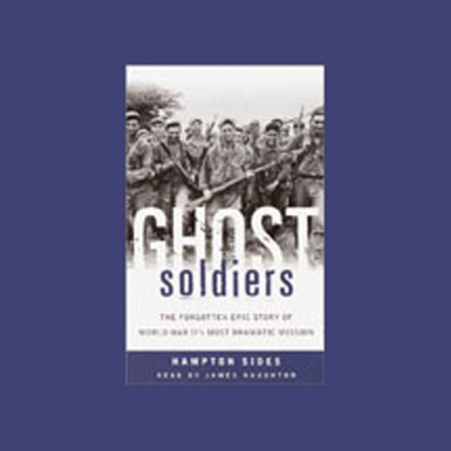 Ghost Soldiers cover art