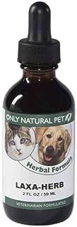 Only Natural Pet Laxa-Herb Herbal Formula