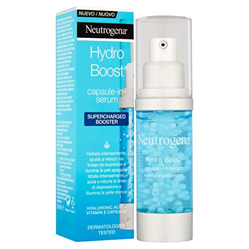 Neutrogena Hydro Boost Supercharged Booster Sérum Facial - 30 ml.