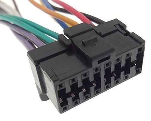 Adaptershop 11 Câble adaptateur ISO pour autoradio Pioneer