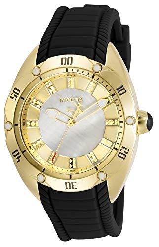 Invicta Venom Quartz Crystal White Dial Ladies Watch 30972