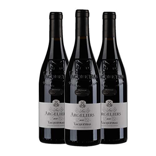 Vacqueyras AC Les Arceliers 2016 Rotwein Frankreich trocken (3x 0.75 l)