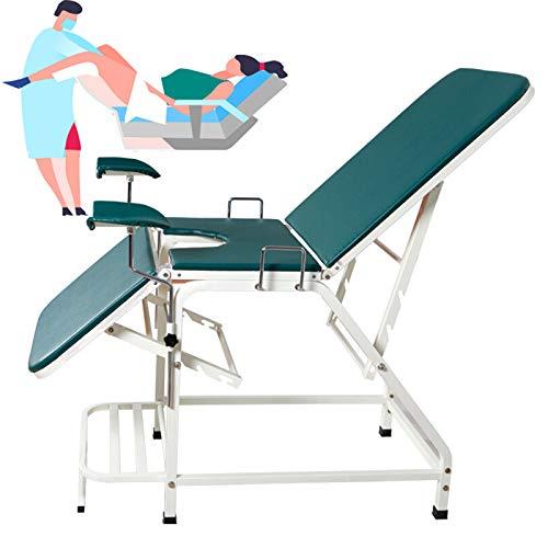 QMMD Obstetricia y ginecología Mesa de Examen, Cirugía Entrega de Cama, sillón...